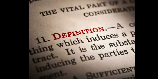 Seventh-day Adventist Warning: Redefining Words In The Bible Can Change Foundational Beliefs