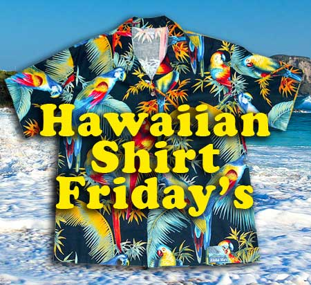 Hawaiian Shirt Friday and the Seventh-day Adventist