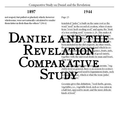 Daniel and the Revelation Comparative Study – Chapter 1