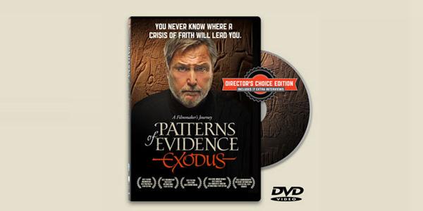 DVD – Patterns of Evidence – Exodus