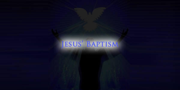 Jesus' Baptism Reveals The Trinity Seventh-day Adventist Declares