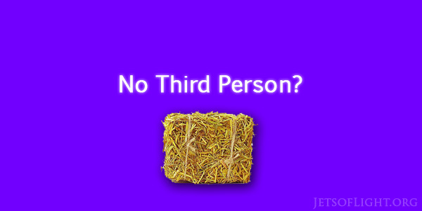 Are Non-Trinitarians Teaching No Third Person of the Godhead?