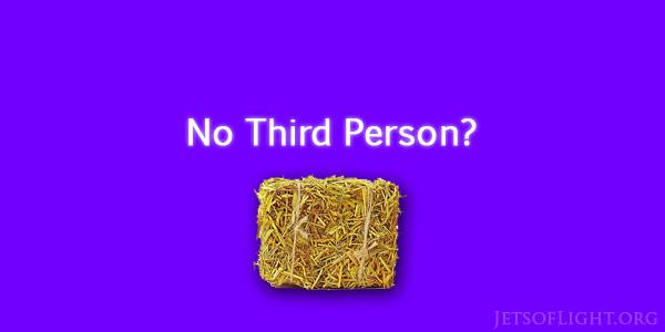 Are Non-Trinitarians Teaching No Third Person of the Godhead?