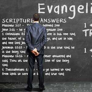 The SDA Trinity Doctrine In Ellen White's Book Evangelism