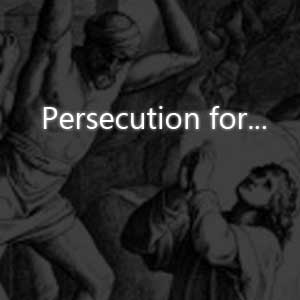 How God Turns Persecution into a Blessing